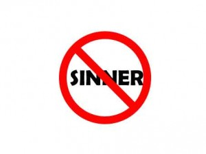 You are NOT a Sinner