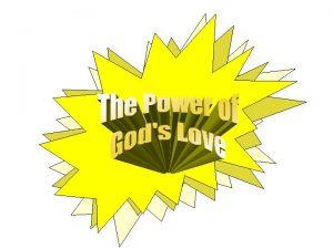 Power Of Gods Love